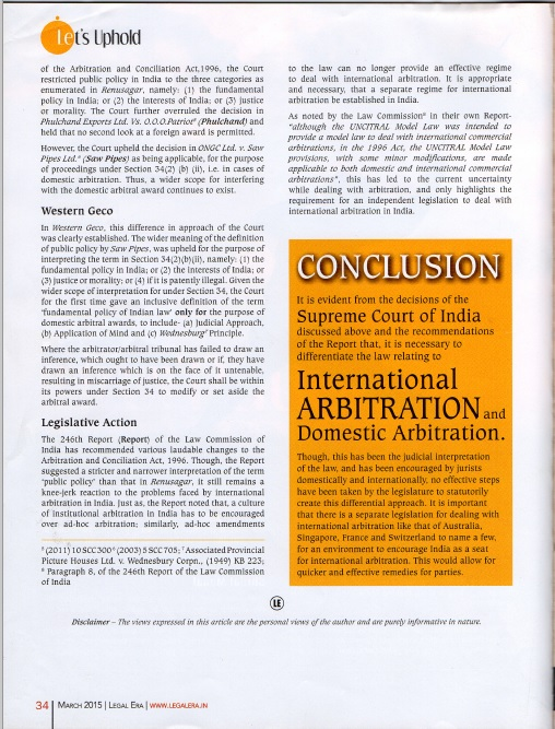 corp law india
